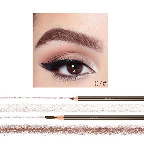 Precision Eyebrow Pencil Wasserdichter, langlebiger natürlicher Augenbraue-Kohl-Stift