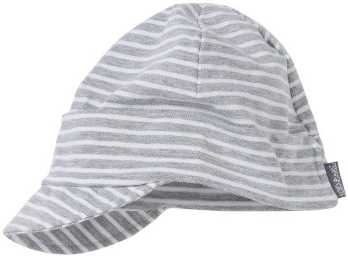 Döll Unisex Baby, Mütze, 8515799, Grau (light Gray Melange 8100), 51 (Herstellergröße: 51) (Passform Cap Ausgestattet Eine Hut)