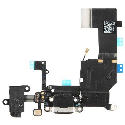 Flat + Connettore Ricarica + Connettore Audio + Microfono Apple iPhone 5C Compatibile