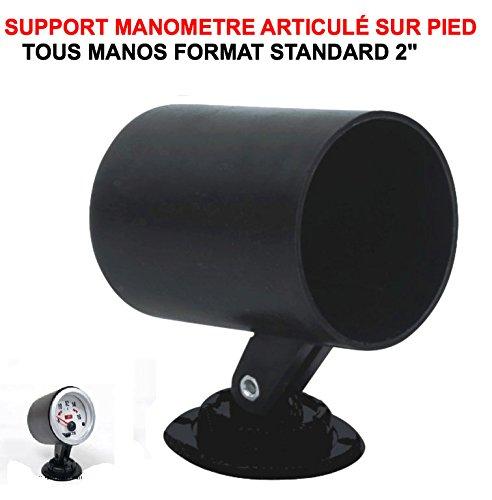 Preisvergleich Produktbild Unbekannt Schöner Ständer für 1 Manometer,  Durchmesser 5, 5°cm Raid Preparation 4 x 4 Schneebesen Donaldson Topspin Snorkel