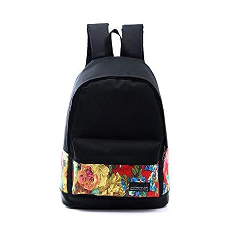 Converse Fleur - Sacs à dos, Kolylong® GarçOns Filles Unisexe