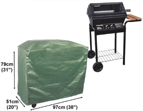 Housse pour barbecue chariot 97cm gamme standard