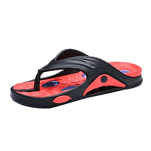 Christalor Slide Sandals Men Boys Girls Crocs, Men Slippers Beach Shoes Flip Flop Seaside Beach Flat Slides Soft Sandal Shoes