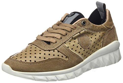 Bcn Brand Damen 950 Invierno Neopreno Sneakers Braun (marrone)