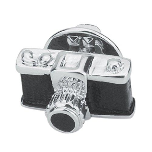 Prettyia Handgemachte Kamera förmig Revers Männer Brosche Boutonniere Tuxedo Stift