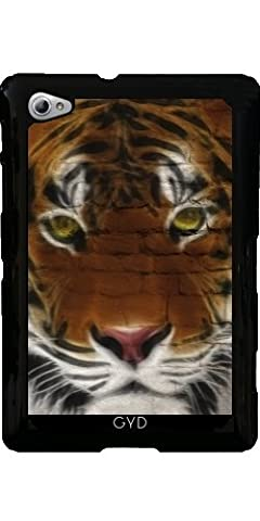 Coque pour Samsung Galaxy Tab P6800 - Tigre Abstraite by Gatterwe
