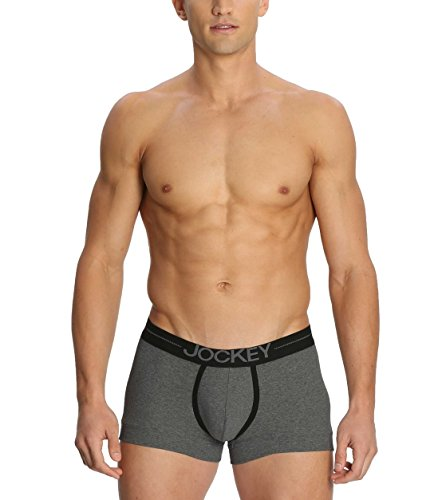 Jockey Comfort Plus Modern Trunks - Assorted Pack Of 3 (x-large)