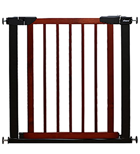Puerta De Madera Para Bebés Para La Puerta De La Escalera /...