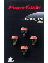 Powerglide-Procédés à visser-Naturel - 11 mm, 11 mm