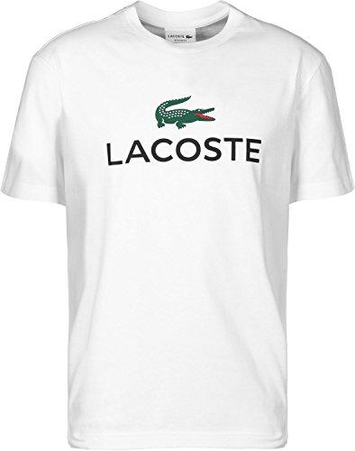 Lacoste Herren T-Shirt Weiß