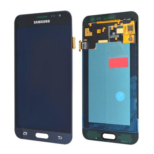 galaxy j3 display LCD Display Samsung J320F Galaxy J3 2016 Original full set Black - LCD Display + Display Glas + Touchscreen + Elektronik