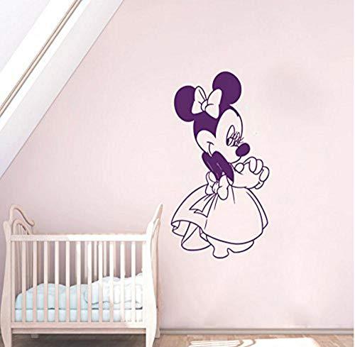 Kostüm Maßgeschneiderte Anime - PVC Vinyl Kostüm Kinder Name Baby Wandaufkleber Für Zimmer Dekoration 85x50cm