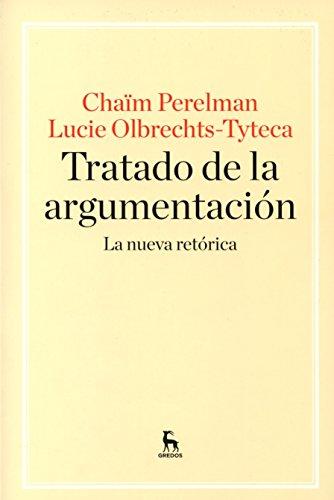 Tratado de argumentación (MANUALES)