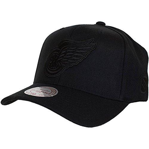 Preisvergleich Produktbild Mitchell & Ness Snapback Tonal 110/Flexfit D. Redwings Black