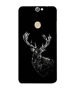 Snapdilla Designer Back Case Cover for Coolpad Max A8 (Wallpaper Sketch Paint Photoshop Message Print)