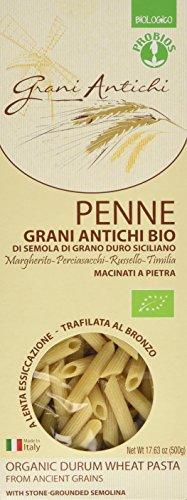 Probios Penne Bianche Grani Antichi - 8 confezioni da 500 gr