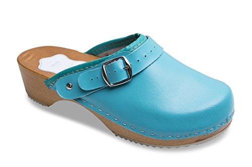Zapatos turquesas Futuro Fashion para hombre UVrX8gF