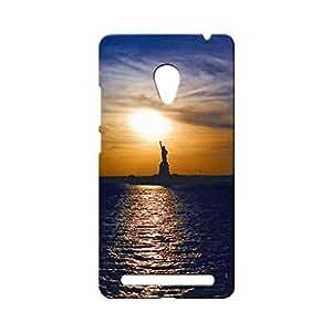 BLUEDIO Designer Printed Back case cover for Asus Zenfone 6 - G6630