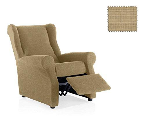 Husse Relax-Sessel Moraig Größe 1 Sitzer (Standard), Farbe Beig (Mehrere Farben verfügbar)