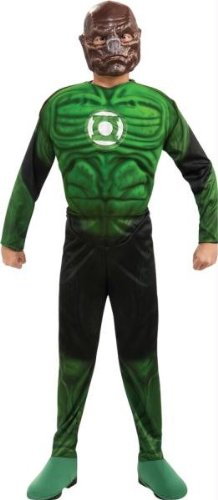 Green Lantern Kilowog Kinderkostüm - Medium 128 cm