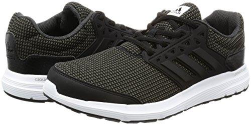 Chaussures adidas Galaxy 3.1 Blanc-Graphite-Noir