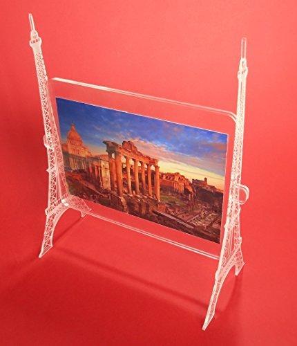 "StonKraft Acrylic Photo Frame Eiffel tower Design (5""x7"")"