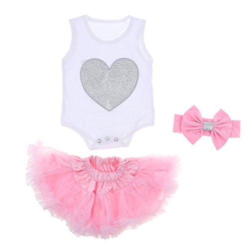 perfeclan 22-23 Zoll Neugeborenes Baby Puppe Kleidung mit Bekleidung Zubehör Satz - # 2