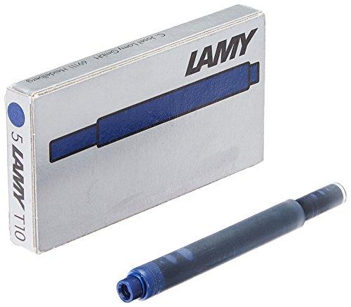 Lamy T10 Cartuchos Azul-Negro
