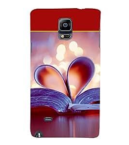 Print Masti Designer Back Case Cover for Samsung Galaxy Note Edge :: Samsung Galaxy Note Edge N915Fy N915A N915T N915K/N915L/N915S N915G N915D (Bubbles Love Reflection Light)