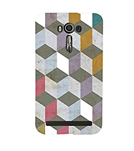 GoTrendy Back Cover for Asus Zenfone 2 Laser ZE550KL