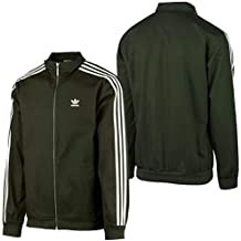 Adidas Co Woven Track Chaqueta, Hombre, Schwarz (Night Cargo), Small