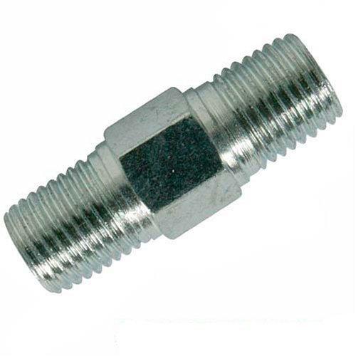 Silverline 868632-2 rapide coupleurs L. 25 mm avec deux extrémités filetées 1/10,2 cm