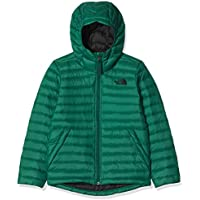 The North Face B Aconcagua, Giacca Unisex Bambini, Verde (Night Green), M