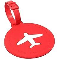 kxrzu - Etiquetas para Equipaje de avión, Viajes, Equipaje, Bolso de Mano, Maleta, Etiquetas de identificación