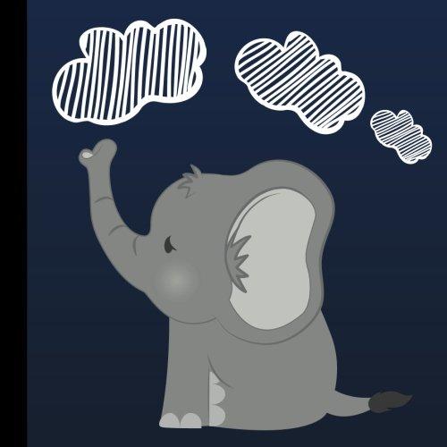Navy Blue Elephant Baby Shower: Beautiful Navy Blue Elephant Baby Shower Guest Book + Plus Bonus Gift Tracker + Bonus Baby Shower Printable Games You ... Navy Blue Elephant Baby Shower Games) (Navy Daisy)