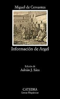 Información de Argel par Miguel De Cervantes