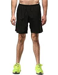 Jimmy Design Men's Pro Lightweight Running Shorts Gym Training Shorts