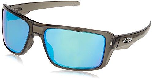 Oakley Herren Sonnenbrille Double Edge Grau (Gris) 66