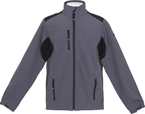 Men's Reebok Full Zip Soft Shell Sports JACKET -