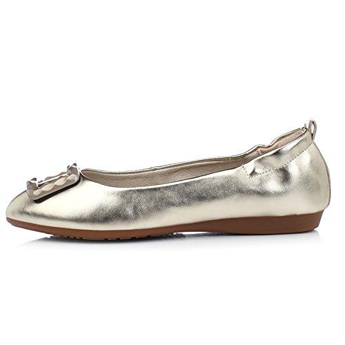 Chaussures De Mode / Ballerines / Chaussures Confortables Roulés / Bow Chaussures A