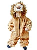 F57 Taglia 12-18M (80-86cm) Leone costume per neonati e bambini b33aeb0e5ad