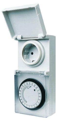 Preisvergleich Produktbild Elro TM116 Zeitschaltuhr für den Außenbereich