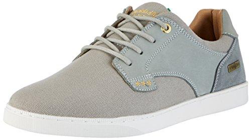 Pantofola Doro Herren Comacchio Canvas Uomo Basso Sopra Grau (grigio Viola)