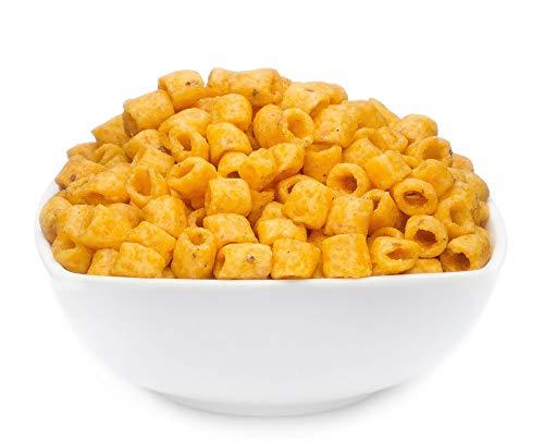 n Tube Mini Cracker BBQ' (1 x 350g in Membrandose groß) Knusprige Rohr-Maissnacks mit BBQ Aroma - BBQ-Röhrchen aus Mais - und Tortilla-Chips kannst du einpacken! ()