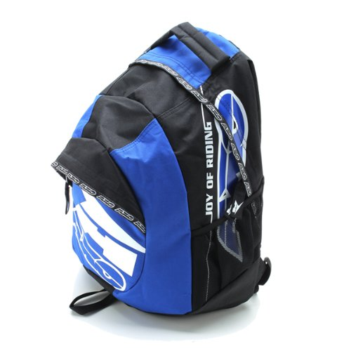 AXO 29101–02–000rot Commuter Rucksack blau blau Einheitsgröße