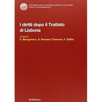 I Diritti Dopo Il Trattato Di Lisbona
