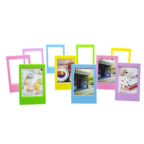 Lalo Novo 10 PCS Table Top Frames Hanging Frame (Kunststoff) (Tabletop-foto-staffelei)