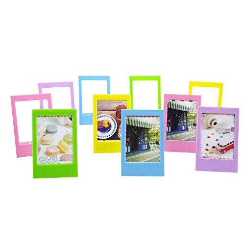 Wand-staffelei Bilderrahmen (Lalo Novo 10 PCS Table Top Frames Hanging Frame (Kunststoff))