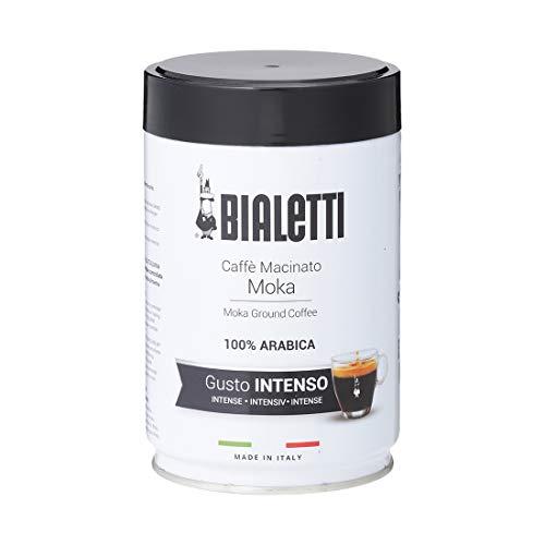 Bialetti 96080108 Ground Coffee Espresso Gusto Intenso