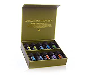doTERRA Family Essentials Kit - TOP 10 Oils / New 2018